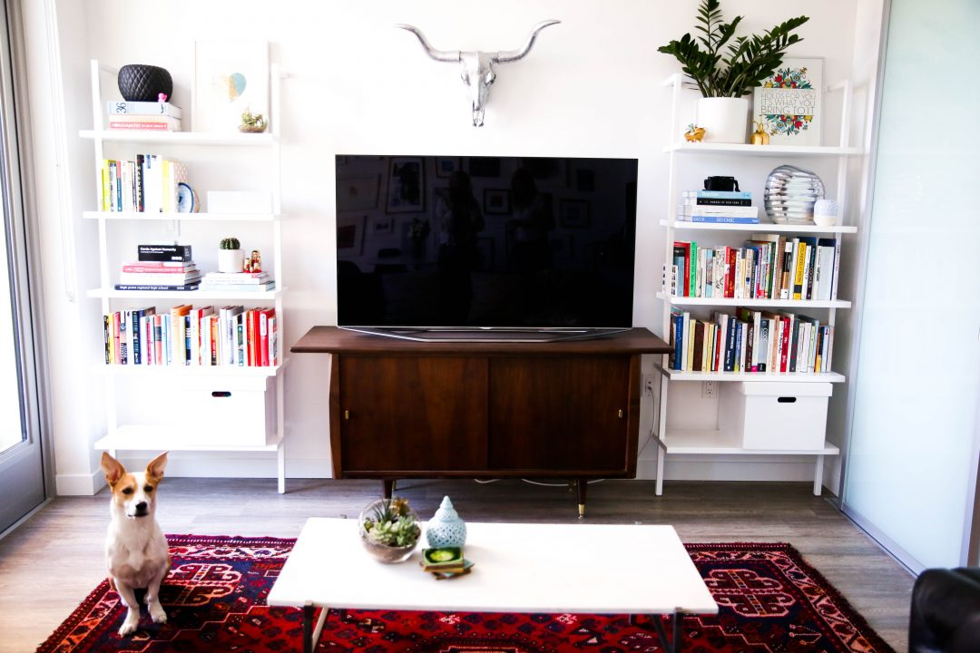 Home Tour on The Everygirl!