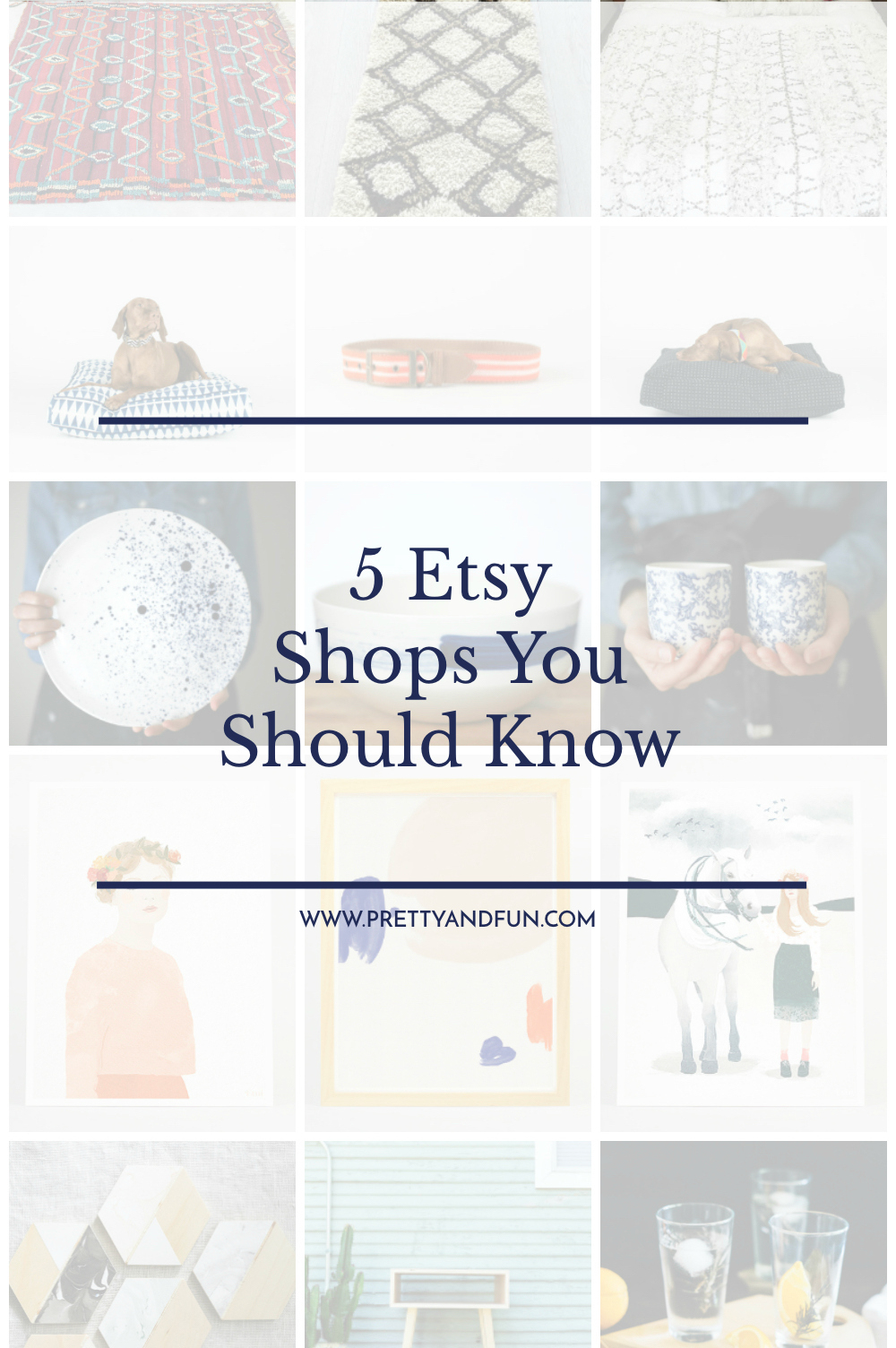 5 New Etsy Shops You Should Know.