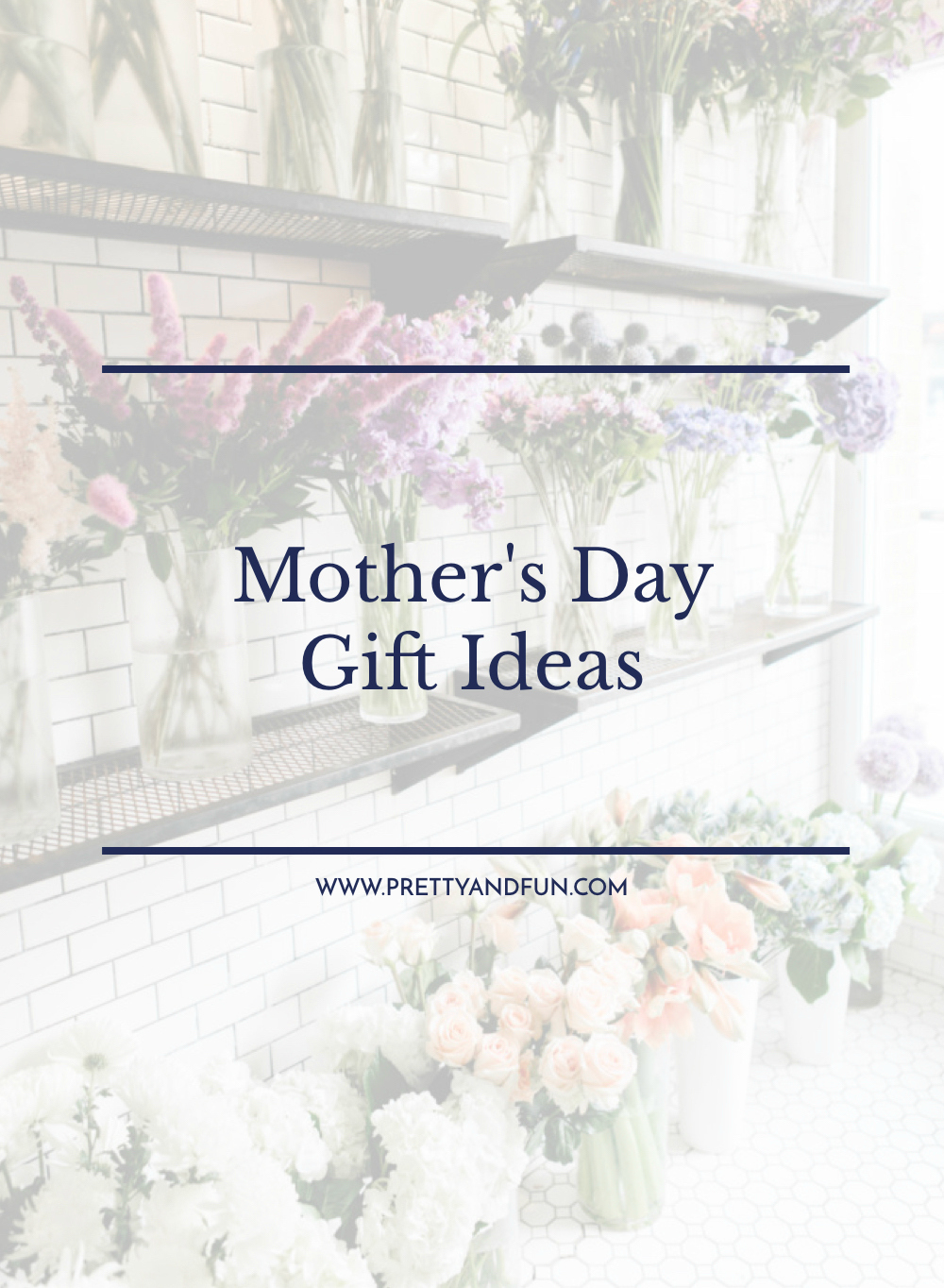 Mother's Day Gift Ideas.